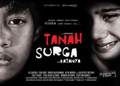 "Tinjauan Aspek Nasionalisme dan Pan-Islamisme pada Film ""Tanah Surga … Katanya"" | Blog Brasto Galih Nugroho"